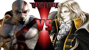 Kratos vs. Alucard