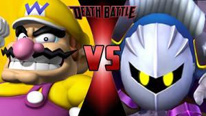 Wario vs. Meta Knight