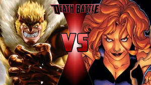 Sabretooth vs. Cheetah