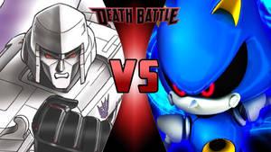 Megatron vs. Metal Sonic