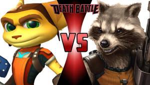 Ratchet vs. Rocket Raccoon