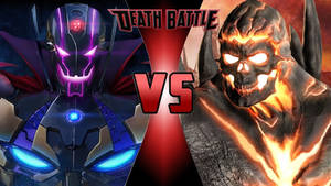 Ultron-Sigma vs. Dark Kahn