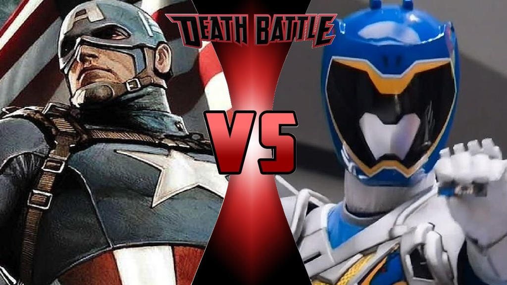What-if Death Battle Captain America vs. Koda by OmnicidalClown1992