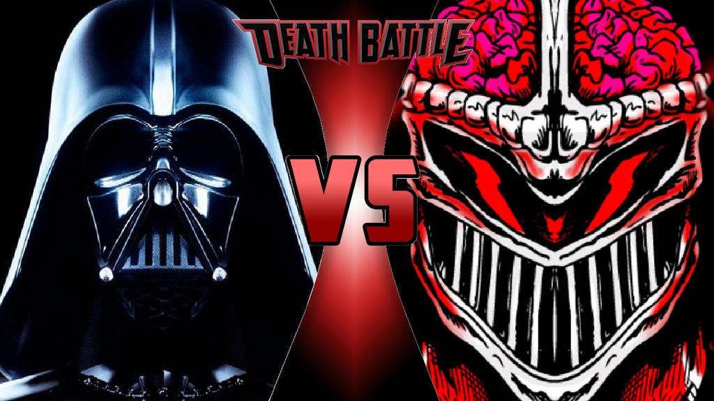 What-if Death Battle Darth Vader vs. Lord Zedd by OmnicidalClown1992