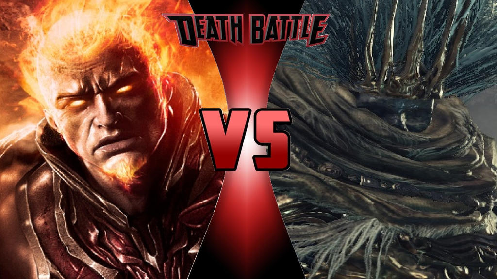 What-if Death Battle Ares vs. The Nameless King by OmnicidalClown1992