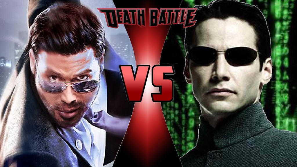 What-if Death Battle The Boss vs. Neo by OmnicidalClown1992