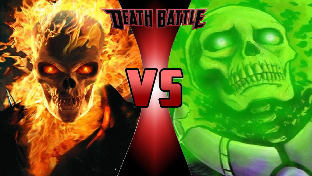 Ghost Rider vs. Atomic Skull by OmnicidalClown1992 on ...