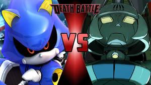 Metal Sonic vs. Robo-Fortune