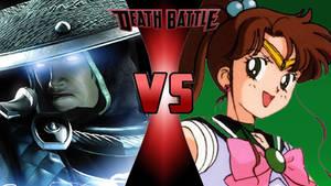 Raiden vs. Sailor Jupiter