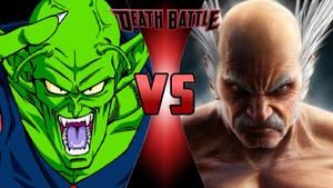 King Piccolo vs. Heihachi Mishima