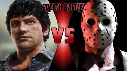 Nick Ramos vs. Jason Voorhees by OmnicidalClown1992