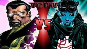 Baron Mordo vs. Klarion the Witch Boy