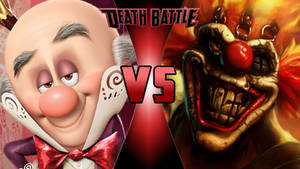 King Candy vs. Sweet Tooth