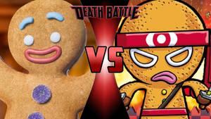Gingerbread Man vs. Ninjabread Man