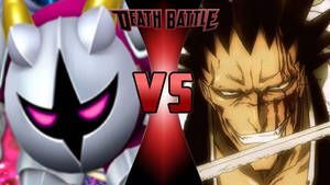 Galacta Knight vs. Kenpachi Zaraki