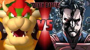 Bowser vs. Superman Regime