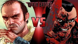 Trevor Philips vs. Negan