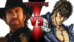Chuck Norris vs. Kenshiro