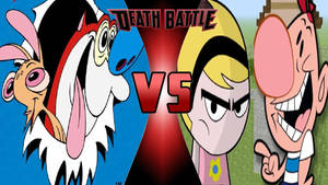 Ren and Stimpy vs. Billy and Mandy