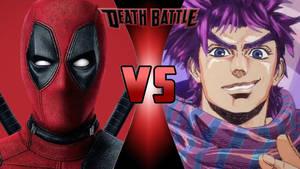 Deadpool vs. Joseph Joestar