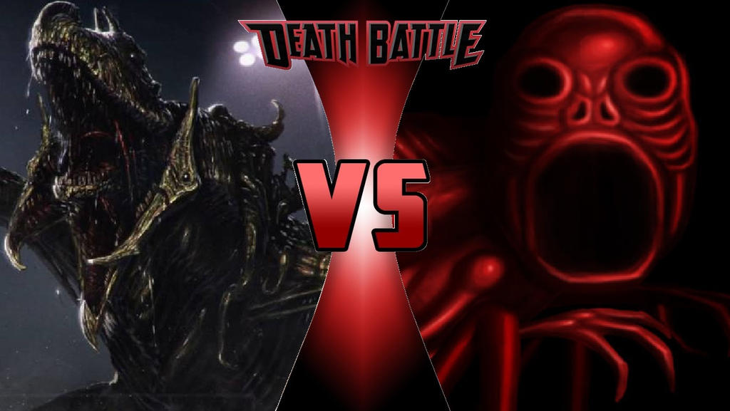 SCP-682 vs  RED by OmnicidalClown1992 on DeviantArt
