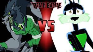 Blitzwolfer vs. Tech E. Coyote