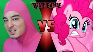 Pink Guy vs. Pinkie Pie