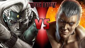 Charlie Nash vs. Bryan Fury