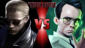 Albert Wesker vs. Herbert West