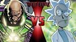 Lex Luthor vs. Rick Sanchez