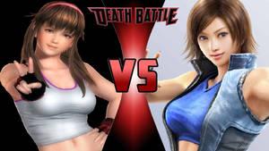 Hitomi vs. Asuka Kazama
