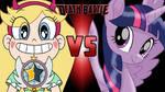 Star Butterfly vs. Twilight Sparkle