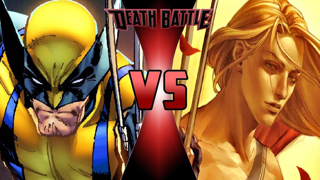 Pubg By Sodano On Deviantart: Wolverine Vs. Vega By OmnicidalClown1992 On DeviantArt