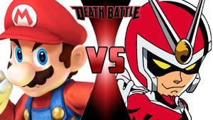 Mario vs. Viewtiful Joe