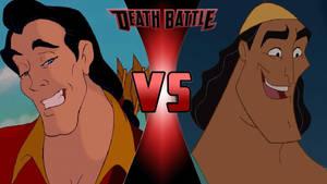 Gaston vs. Kronk