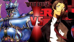 Exdeath vs. Tohru Adachi