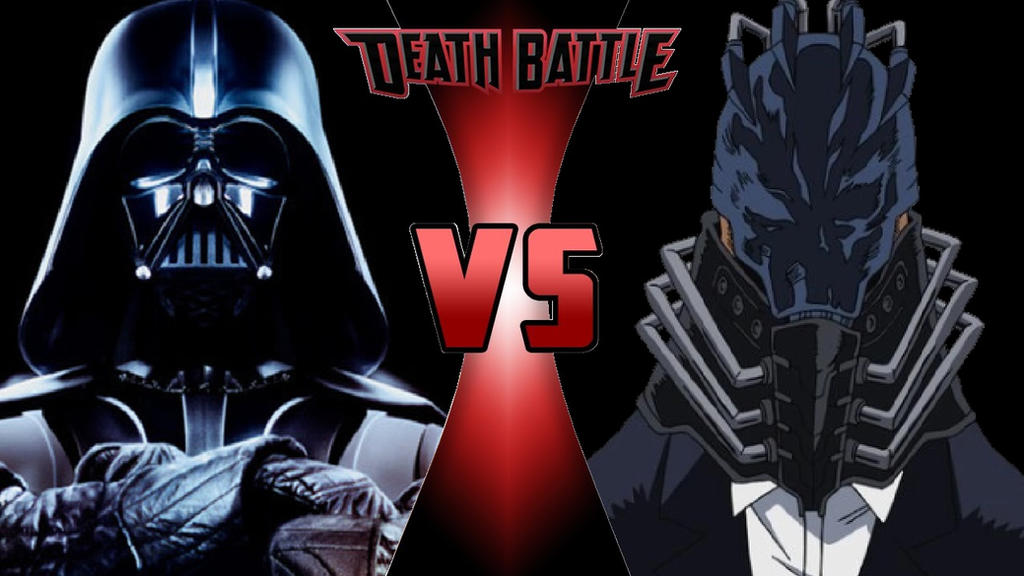 Darth Vader vs. All For One by OmnicidalClown1992