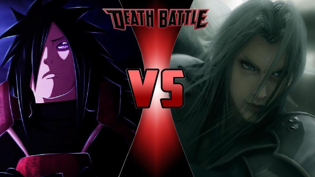 Madara Uchiha vs. Sephiroth by OmnicidalClown1992
