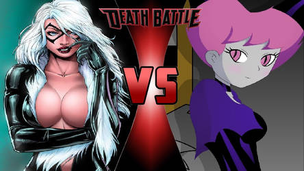 Black Cat vs. Jinx