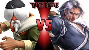 Chin Gentsai vs. Brad Wong
