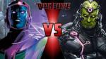 Kang the Conqueror vs. Brainiac