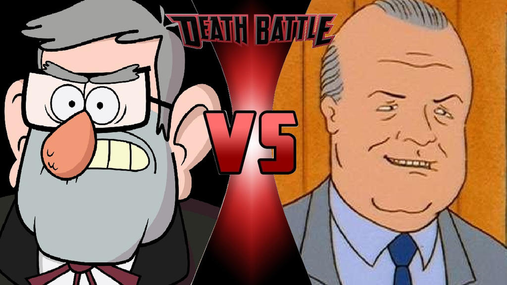 Stanley Pines vs. Buck Strickland by OmnicidalClown1992
