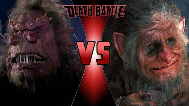 Trantor the Troll vs. Torok the Troll
