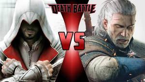 Ezio Auditore vs. Geralt