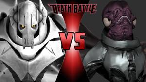 General Grievous vs Commander Karbin