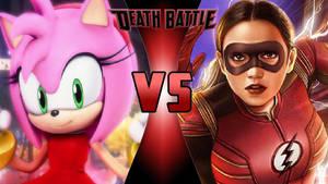 Amy Rose vs. Jesse Quick