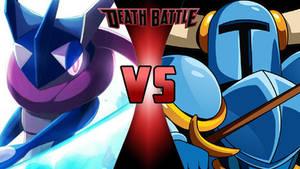 Greninja vs. Shovel Knight