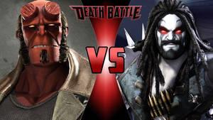 Hellboy vs. Lobo