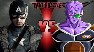 Captain America vs. Captain Ginyu