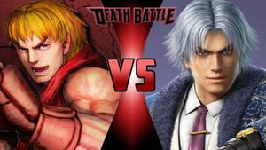 Ken Masters vs. Lee Chaolan